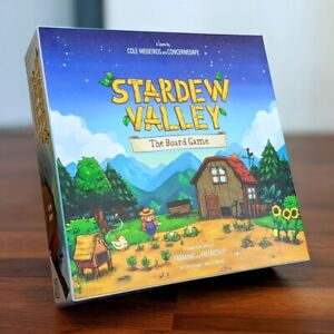 Stardew Valley: Official Board Game (preorder)