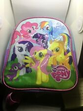 MY LITTLE PONY BACKPACK PINK 2014