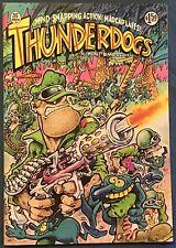 Thunderdogs  Underground Comix  1981  Hunt Emerson