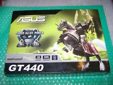 ASUS Nvidia GeForce GT 440 DDR5 1GB PCI-E DVI/VGA/HDMI Graphics Card, Boxed