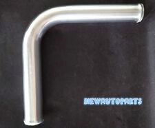 "OD:38mm 1.5"" 90 Degree L:600mm Elbow Aluminium Turbo Intercooler Pipe Tube hose"