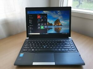 "Toshiba Portege R30-A 13.3"" Laptop i5-4210QM @2.6Ghz 8G 500G HDD Win10P Backlit"