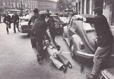 ALDO BONASIA - Gli Anni '70 - Polizia arresta brigatista Mario Moretti, Milano