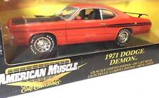 1971 Dodge Demon 1:18 Ertl American Muscle 33201