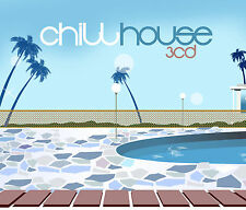 CD Chill House von Various Artists  3CDs