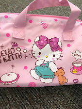 Kids Girls back to School Office Lunch Box Tote Organizer Insulated Bag Handbag