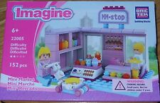 Mini Market Imagine BricTek Building Block Construction Brick Toy Bric Tek 22005
