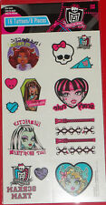 @**MONSTER HIGH 16 PACK OF TEMPORARY TATTOOS**@PARTY FAVORS/TREATS/REWARDS