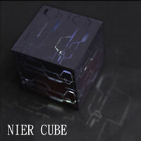 Athemis NieR Automata Cosplay Props 9S 2B Game Cos Black Box Cube Data Storage