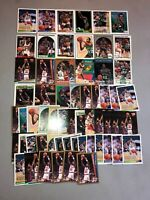 Rolando Blackman Lot of 60 Mavericks, Knicks 21 Different Cards Base, Inserts