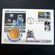 Space First Day of Issue US Stamp Covers