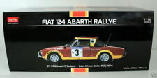 Véhicules miniatures pour Abarth 1:18
