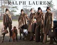 BNWT RALPH LAUREN COLLECTION LADIES CASHMERE WOOL SILK FORMAL HUNTING JACKET