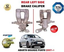 FOR FIAT ABARTH GRANDE PUNTO 199 1.4 2007-> NEW REAR LEFT SIDE BRAKE CALIPER