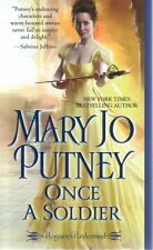 Mary Jo Putney  Once A Soldier     Historical Romance Pbk NEW Book
