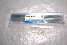 Smc Vvq1000W-27-17 Tie Rod Lot Of 6