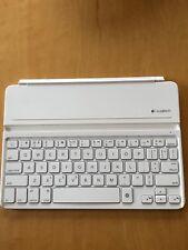 Logitech iPad Air Keyboard Cover, silver