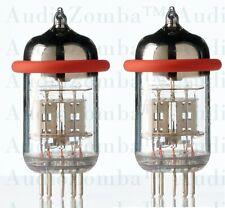 VACUUM TUBE AMPLIFIER PAIR 6N2P-EV 6N2P 6N2 ECC83 12AX7 VOSKHOD NOS UK & RINGS