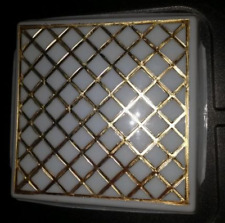 VINTAGE RV TRAVEL TRAILER CAMPER VAN BOAT INTERIOR LIGHT LENS COVER REPPLACEMENT