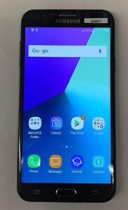 Samsung Galaxy J7 Prime Unlocked 16GB Black Clean Esn Works Great Looks Good