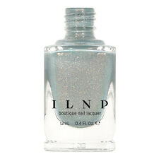 ILNP Clever Girl - Bluish Grey Holographic Nail Polish