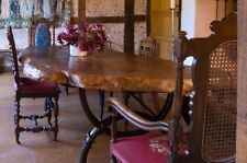Country Less than 30 cm Width Dining Tables