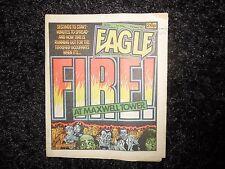 EAGLE COMIC 21ST FEBRUARY 1987
