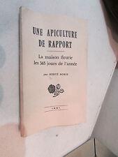 livre 1961 une apiculture de rapport par hervé borie