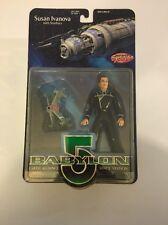 previews Exclusive Babylon 5 Susan Ivanova with Starfury Action Figure NEW!!