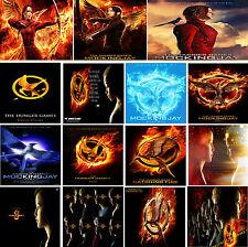 The Hunger Games Mockingjay Poster  * Katniss Everdeen * Peeta Mellark * #17