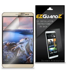 1X EZguardz LCD Screen Protector Shield HD 1X For Huawei MediaPad X2 (Clear)