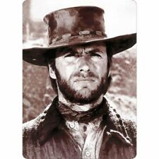 Clint Eastwood Sign... A FistFull of Dollars ....  8x12 metal sign