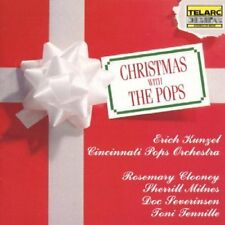 Cincinnati Pops Orchestra and Erich Kunzel - Christmas With The Pops [CD]
