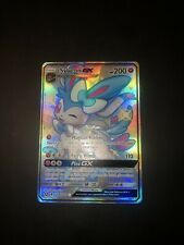Sylveon Gx Sv76/Sv94 Shiny Holo Ultra Rare Full Art Pokemon Hidden Fates