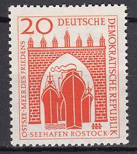DDR 1958 Mi. Nr. 634 Postfrisch ** MNH