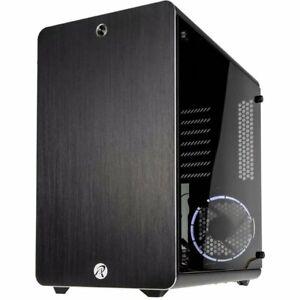 Midi-Tower PC Case Raijintek THETIS Nero 1 ventola LED pre-montata, finestra lat