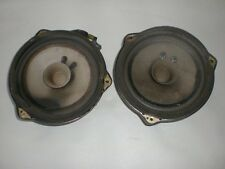 2000-2002 KIA RIO FRONT DOORS SPEAKERS 40 WATT