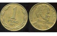 CHILI  1 peso  1979