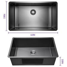 Stainless Steel 321910 Sink Wall Mount Kitchen Hand Washing Sink Commercial
