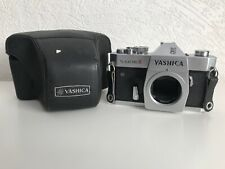 Yashica TL Electro X 35mm SLR Film Camera from Japan with Case