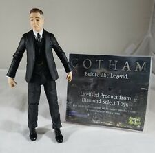 "Diamond Select Gotham BTL 7"" loose Alfred Pennyworth  Acton figure only! DC"