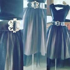 Tulle Knee-Length Skirts for Women