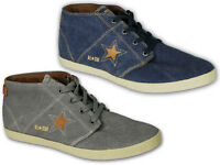 Mens Pumps Converse Canvas All Star Hi Top Trainers Shoes Lace Up Casual New