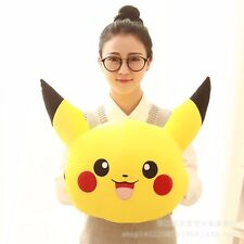 Pokemon Pikachu Pillow Cushion Pet Plush Kid Children Stuffed Soft Toy Doll 35cm