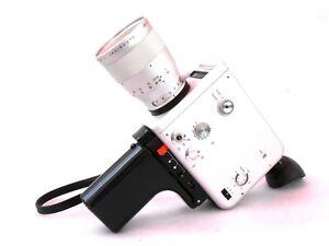 Braun Nizo S 800 Super 8 Film Caméra Schneider Optique + Sac Et Accessoire