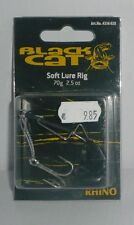 Black Cat: monture Soft Lure Rig 70g