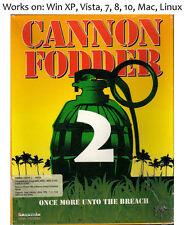 Cannon Fodder 2 PC Mac Linux Game