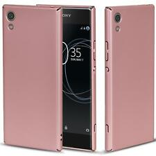 Sony Xperia x Cover Case Phone Backcover Cover Rosegold