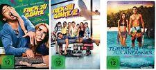 3 DVDs * FACK JU GÖHTE 1+2 & TÜRKISCH FÜR ANFÄNGER IM SET - M´Barek # NEU OVP +