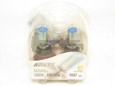 Nokya 9007/HB5 Cosmic White Headlight Pro Halogen Light Bulbs Twin Pack 5000K